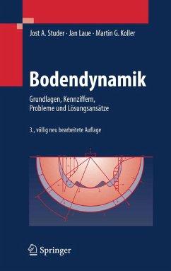 Bodendynamik (eBook, PDF) - Laue, Jan; Studer, Jost A.; Koller, Martin