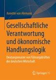 Gesellschaftliche Verantwortung und ökonomische Handlungslogik (eBook, PDF)