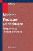 Moderne Prozessorarchitekturen (eBook, PDF)