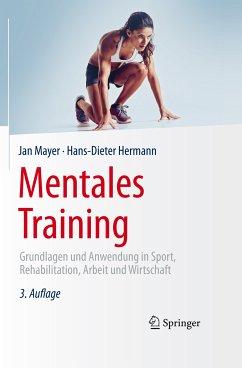 Mentales Training (eBook, PDF) - Mayer, Jan; Hermann, Hans-Dieter