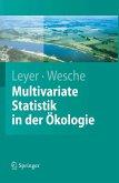 Multivariate Statistik in der Ökologie (eBook, PDF)
