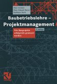 Baubetriebslehre - Projektmanagement (eBook, PDF)