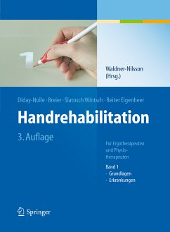 Handrehabilitation (eBook, PDF) - Diday-Nolle, Adele; Breier, Susanne; Reiter Eigenheer, Anita; Slatosch, Doris