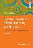 Grundkurs Smalltalk - Objektorientierung von Anfang an (eBook, PDF)