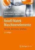 Roloff/Matek Maschinenelemente (eBook, PDF)