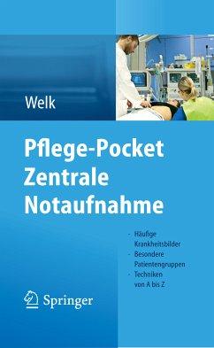 Pflege-Pocket Zentrale Notaufnahme (eBook, PDF) - Welk, Ina