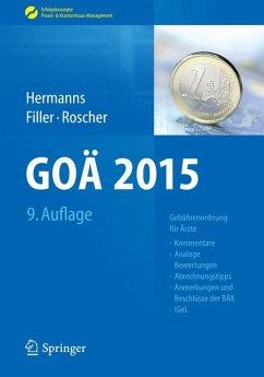GOÄ 2015 (eBook, PDF)