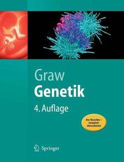 Genetik (eBook, PDF) - Graw, Jochen