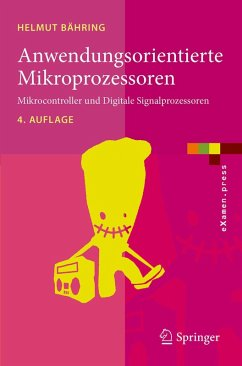 Anwendungsorientierte Mikroprozessoren (eBook, PDF) - Bähring, Helmut