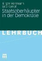 Staatsoberhäupter in der Demokratie (eBook, PDF) - Hartmann, Jürgen; Kempf, Udo