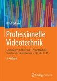 Professionelle Videotechnik (eBook, PDF)