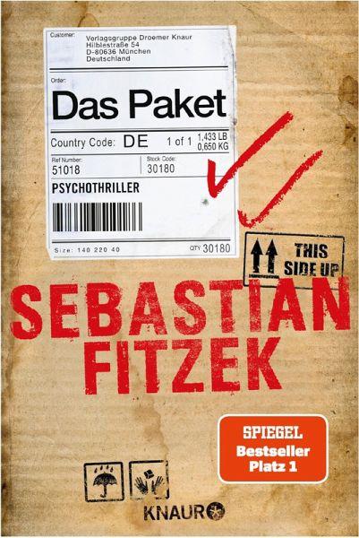 Das Paket (eBook, ePUB) - Fitzek, Sebastian