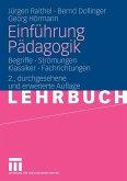 Einführung Pädagogik (eBook, PDF)