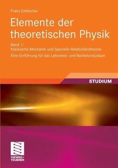 Elemente der theoretischen Physik (eBook, PDF) - Embacher, Franz