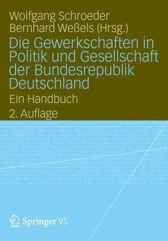 Handbuch Gewerkschaften in Deutschland (eBook, PDF)
