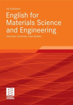 English for Materials Science and Engineering (eBook, PDF) - Eisenbach, Iris