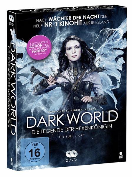 dark world die legende der hexenk nigin 2 discs auf dvd portofrei bei b. Black Bedroom Furniture Sets. Home Design Ideas