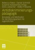 Antidiskriminierungspädagogik (eBook, PDF)