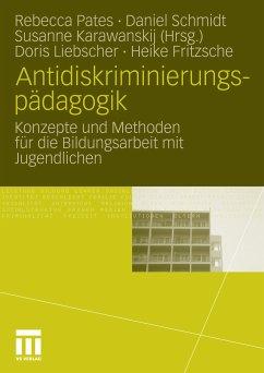 Antidiskriminierungspädagogik (eBook, PDF) - Liebscher, Doris; Fritzsche, Heike