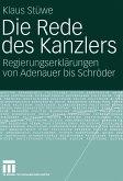 Die Rede des Kanzlers (eBook, PDF)