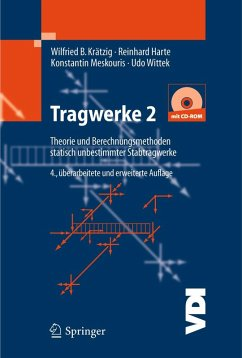 Tragwerke 2 (eBook, PDF) - Krätzig, Wilfried B.; Harte, Reinhard; Meskouris, Konstantin; Wittek, Udo