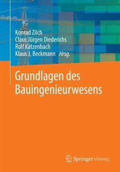 Grundlagen des Bauingenieurwesens (eBook, PDF)