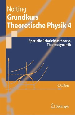 Grundkurs Theoretische Physik 4 (eBook, PDF) - Nolting, Wolfgang