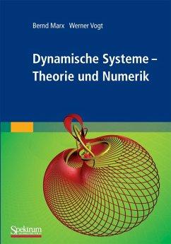 Dynamische Systeme (eBook, PDF) - Marx, Bernd; Vogt, Werner