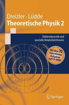 Theoretische Physik 2 (eBook, PDF) - Dreizler, Reiner M.; Lüdde, Cora S.