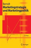 Marketingstrategie und Marketingpolitik (eBook, PDF)