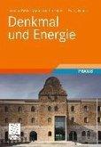 Denkmal und Energie (eBook, PDF)