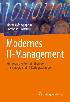 Modernes IT-Management (eBook, PDF) - Mangiapane, Markus; Büchler, Roman P.