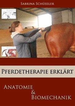 Pferdetherapie erklärt - Schüßler, Sabrina
