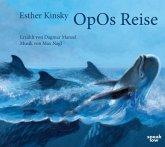 OpOs Reise, Audio-CD