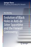 Evolution of Black Holes in Anti-de Sitter Spacetime and the Firewall Controversy (eBook, PDF)