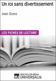 Un roi sans divertissement de Jean Giono (eBook, ePUB)