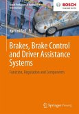 Brakes, Brake Control and Driver Assistance Systems (eBook, PDF)