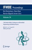 15th Nordic-Baltic Conference on Biomedical Engineering and Medical Physics (eBook, PDF)