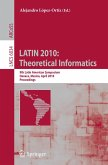 LATIN 2010: Theoretical Informatics (eBook, PDF)