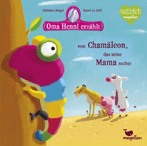 Buch-Reihe Oma Henni