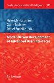 Model-Driven Development of Advanced User Interfaces (eBook, PDF)