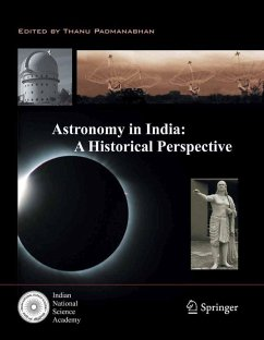 Astronomy in India: A Historical Perspective (eBook, PDF)