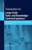 Transactions on Large-Scale Data- and Knowledge-Centered Systems I (eBook, PDF)