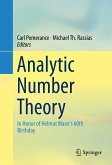Analytic Number Theory (eBook, PDF)