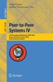 Peer-to-Peer Systems IV (eBook, PDF)