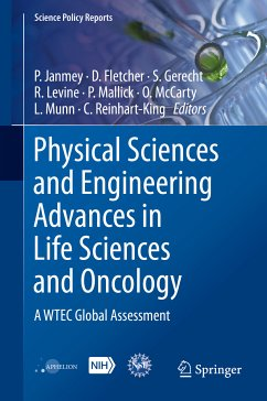 Physical Sciences and Engineering Advances in Life Sciences and Oncology (eBook, PDF)