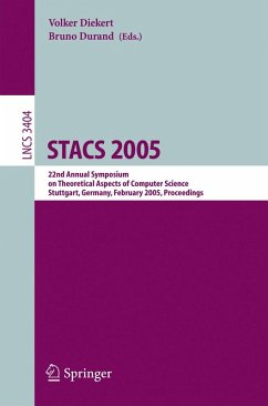 STACS 2005 (eBook, PDF)