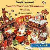Wo der Weihnachtsmann wohnt und andere Geschichten (MP3-Download)