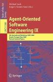 Agent-Oriented Software Engineering IX (eBook, PDF)
