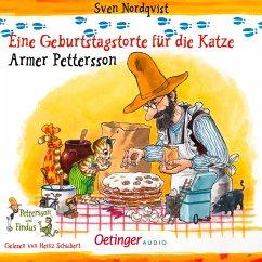 Eine Geburtstagstorte für die Katze / Armer Pettersson (MP3-Download) - Nordqvist, Sven